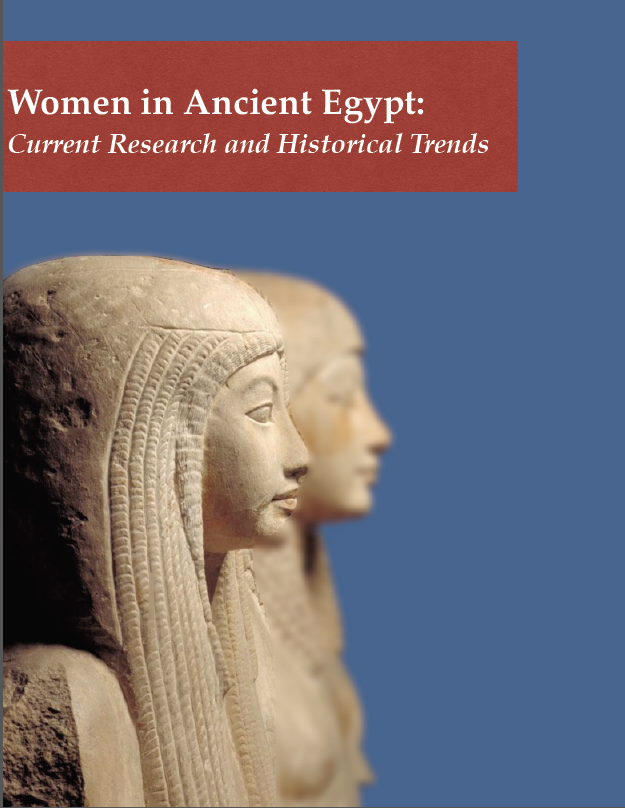 Doctoral dissertation ancient egyptian women