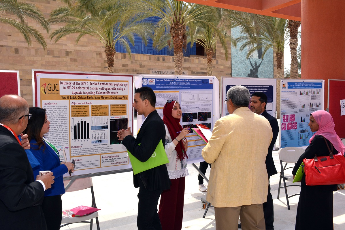 AUC Hosts Biochemistry Conference