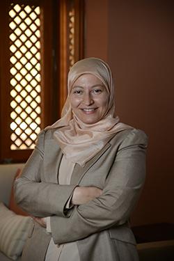 Dina Abulfotuh