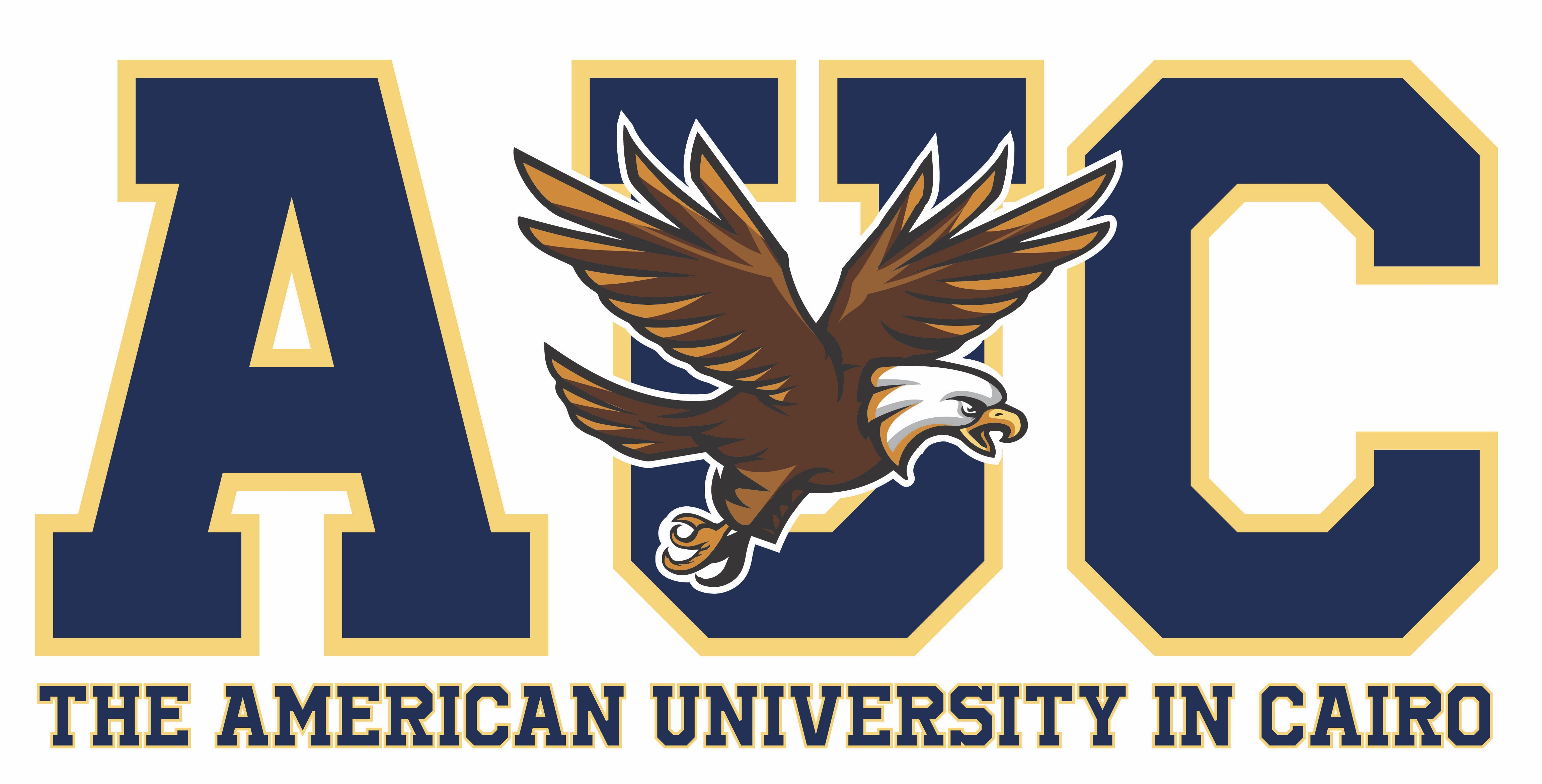 AUC athletics new logo