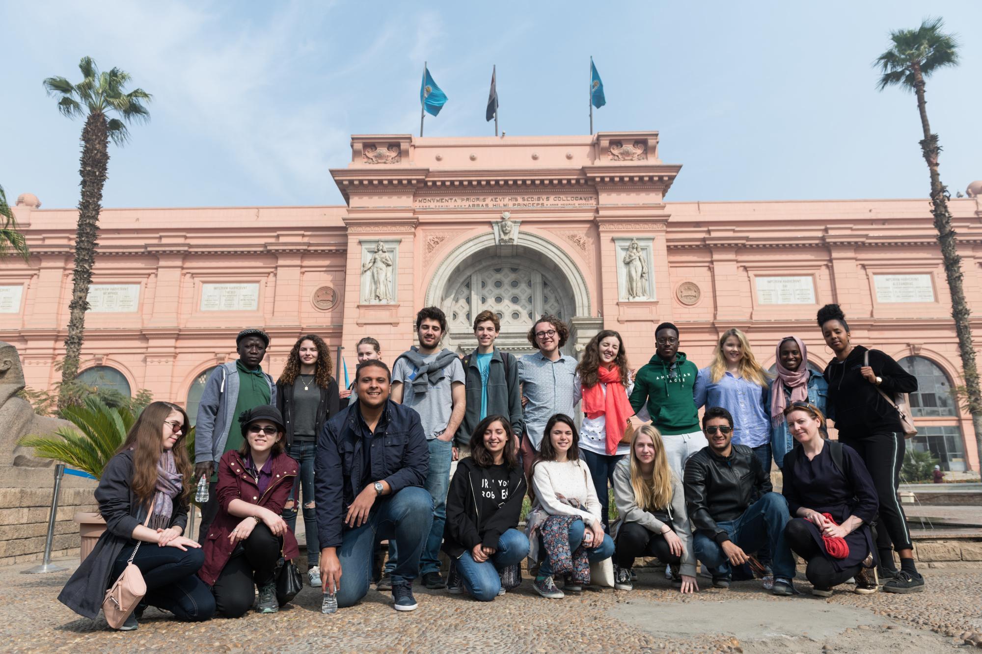 Study in egypt universities