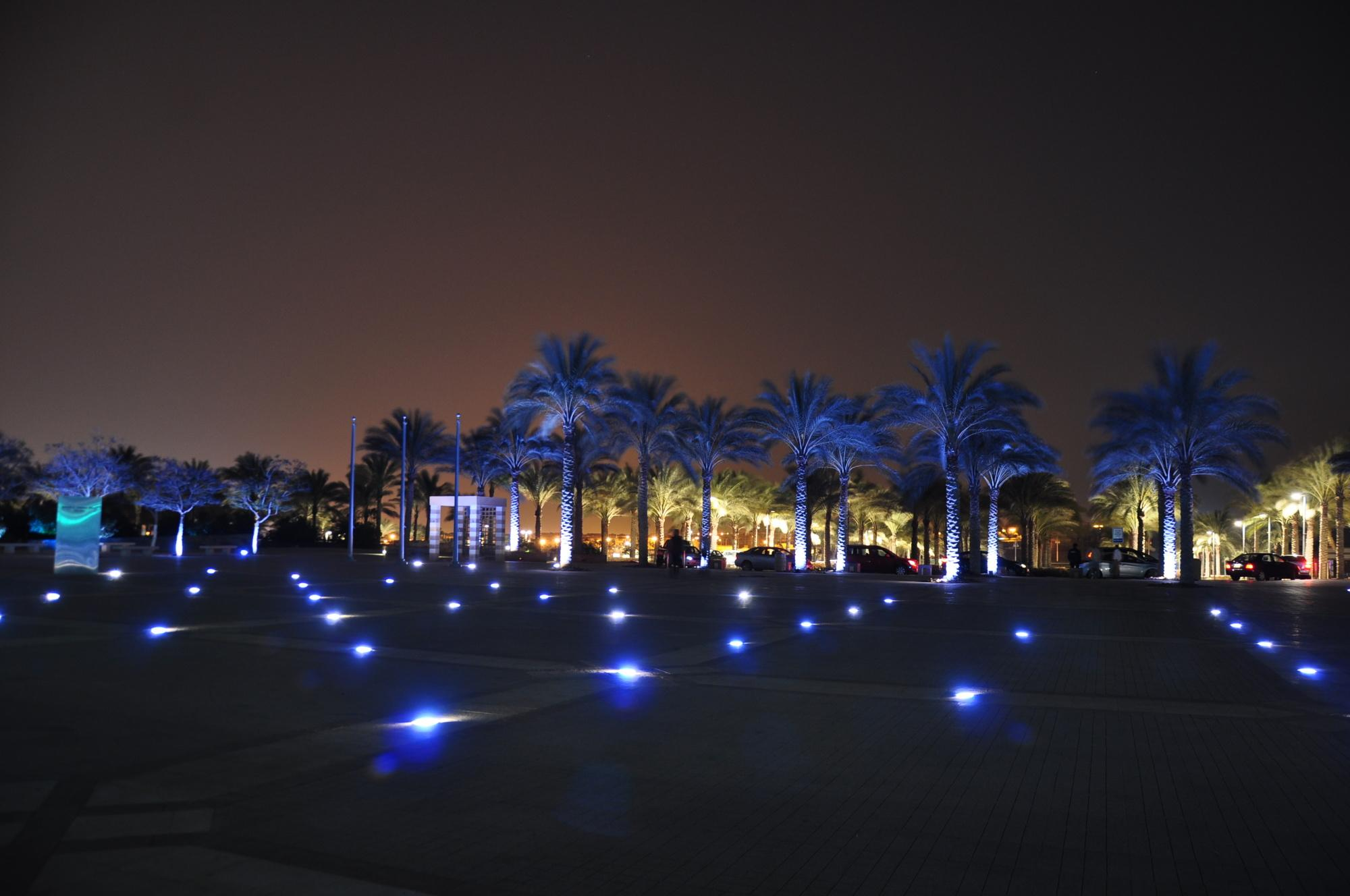 campus-at-night