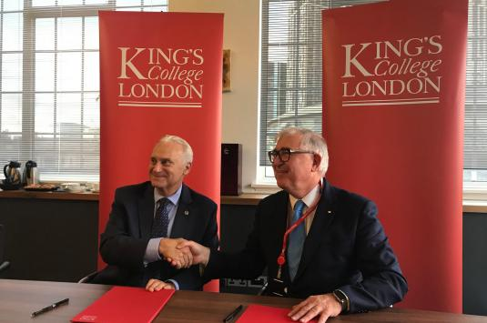 King's College Collaboration