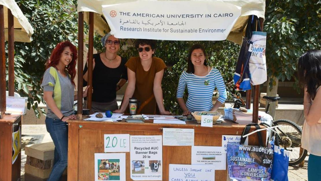 AUC Earth Week aims to spotlight green lifestlyes for the University community