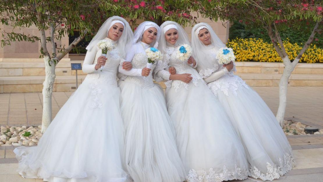 Group Wedding For Orphan Brides