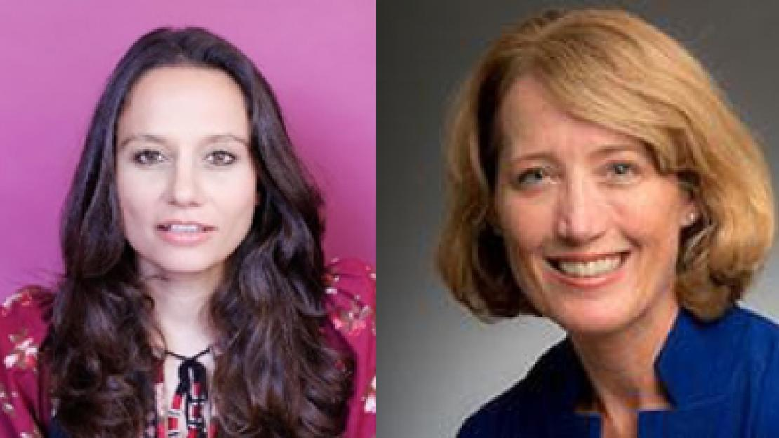 Nora Abousteit '00, founder and CEO of social-crafting business CraftJam Inc., and Kristin Lord, president and CEO of the global development and education nonprofit IREX, are AUC's newest trustees