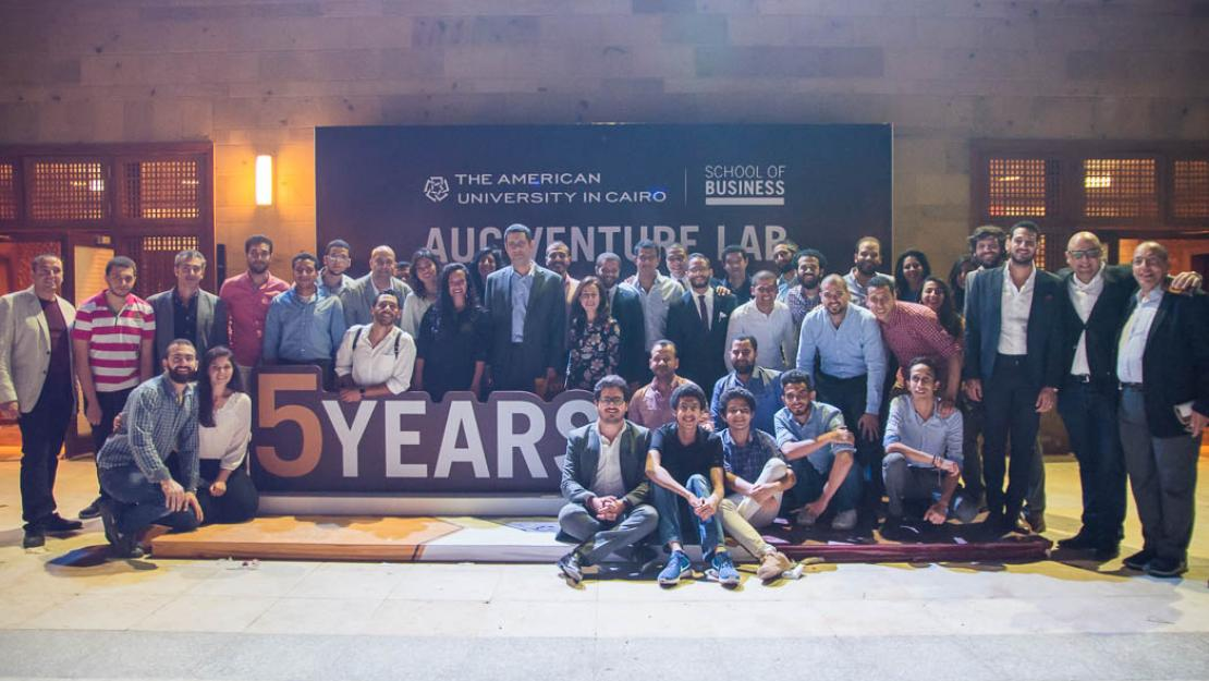 AUC Venture Lab: Five Years of Changing Egypt's
