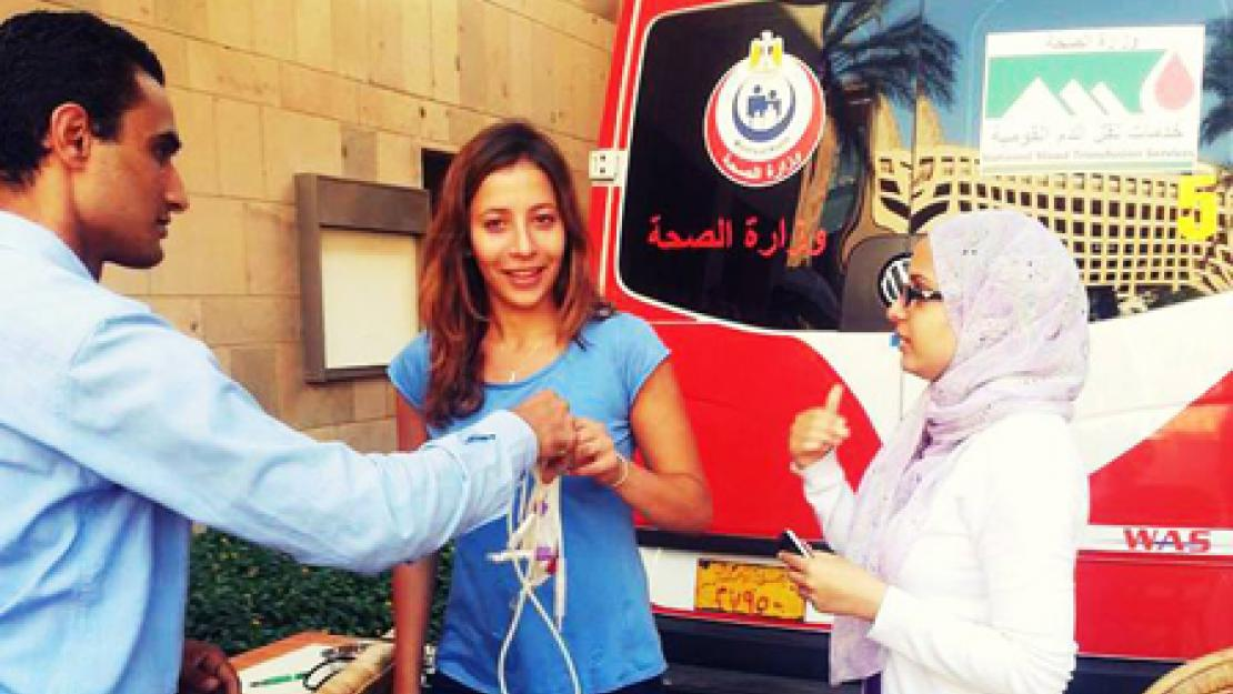 Blood Drive Draws AUC Community, Helps Save Lives | The American