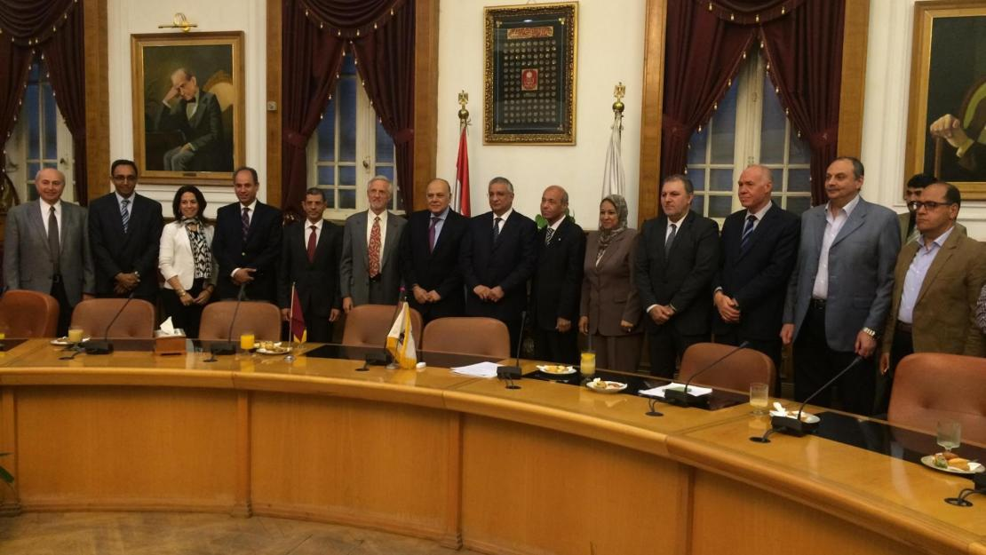 AUC and the Cairo governorate recently signed a MoU to promote sustainable urban development in the city