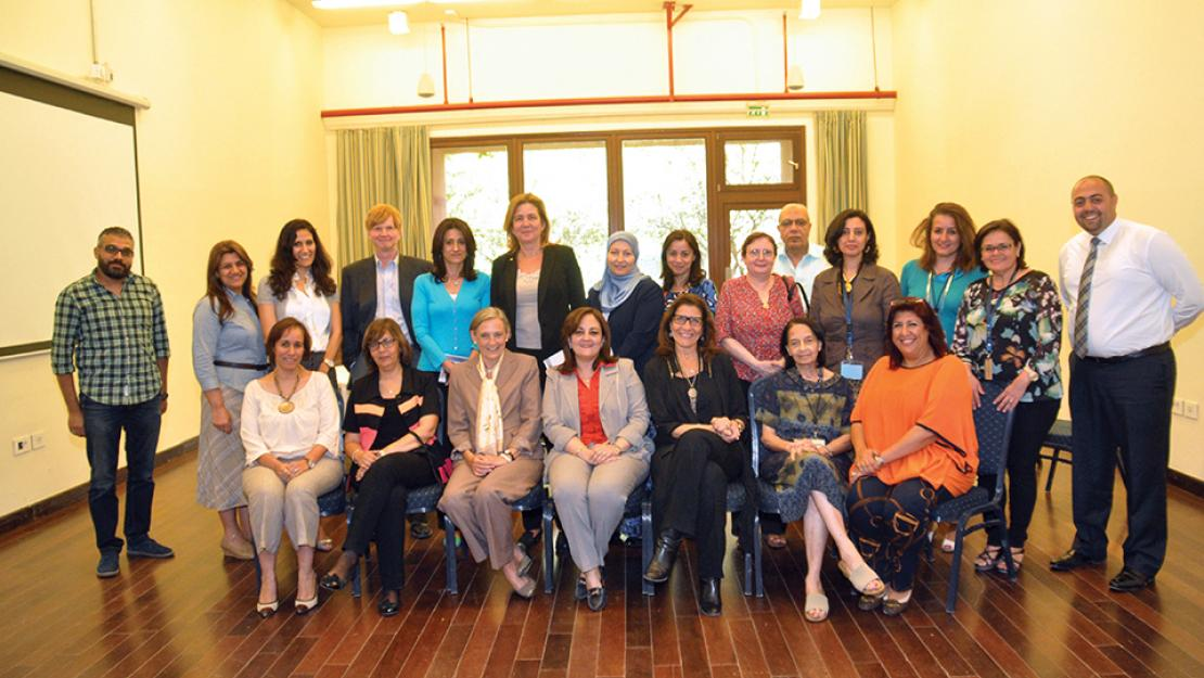 Faculty Staff Donor June 2015