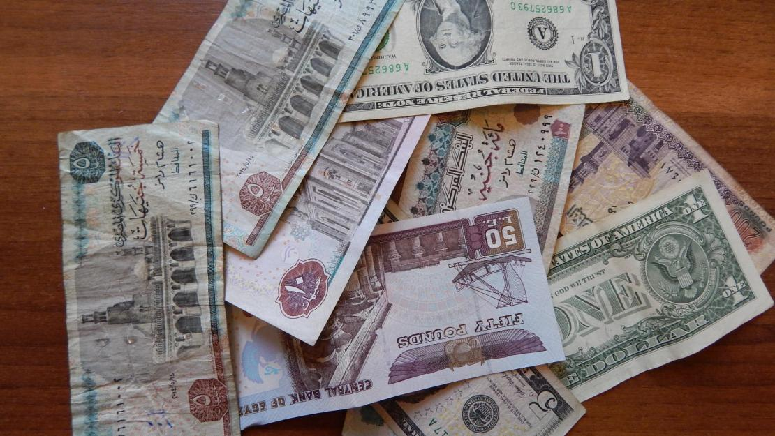 Finance Professor Aliaa Bassiouny offers insight into the fluctuations of the Egyptian pound against the U.S. dollar