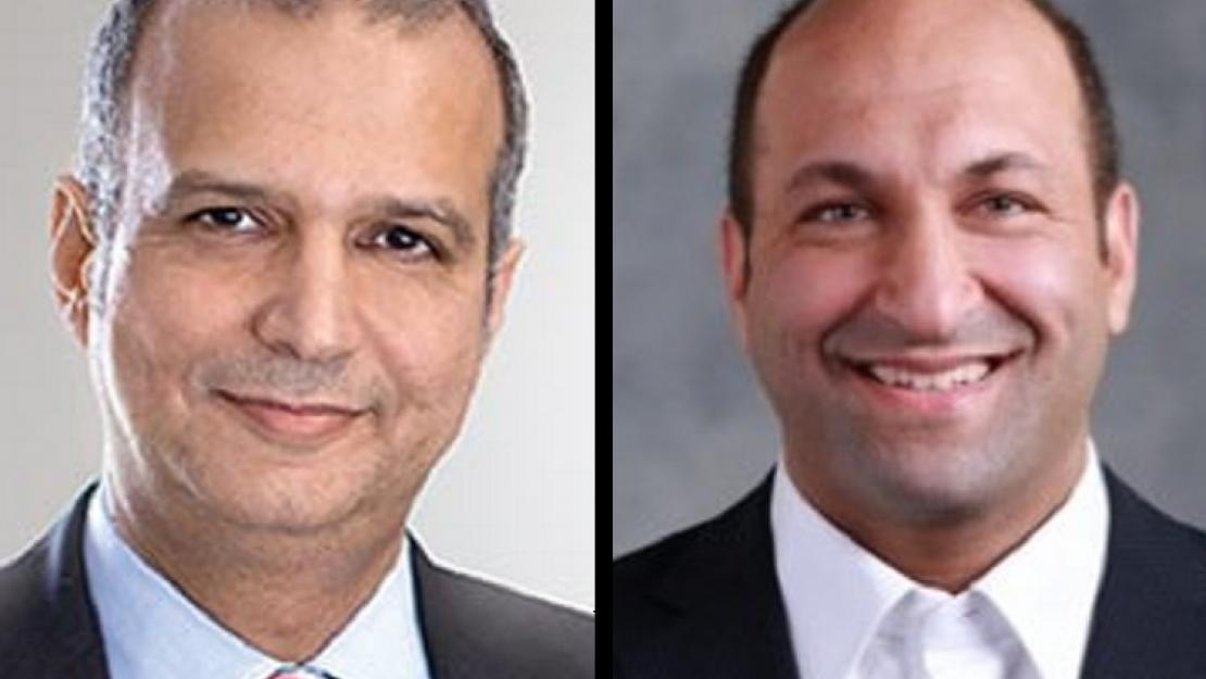 AUC alumni Takreem El Tohamy and Ashraf El Afifi were named to Forbes Middle East's Global Meets Local 2015 list