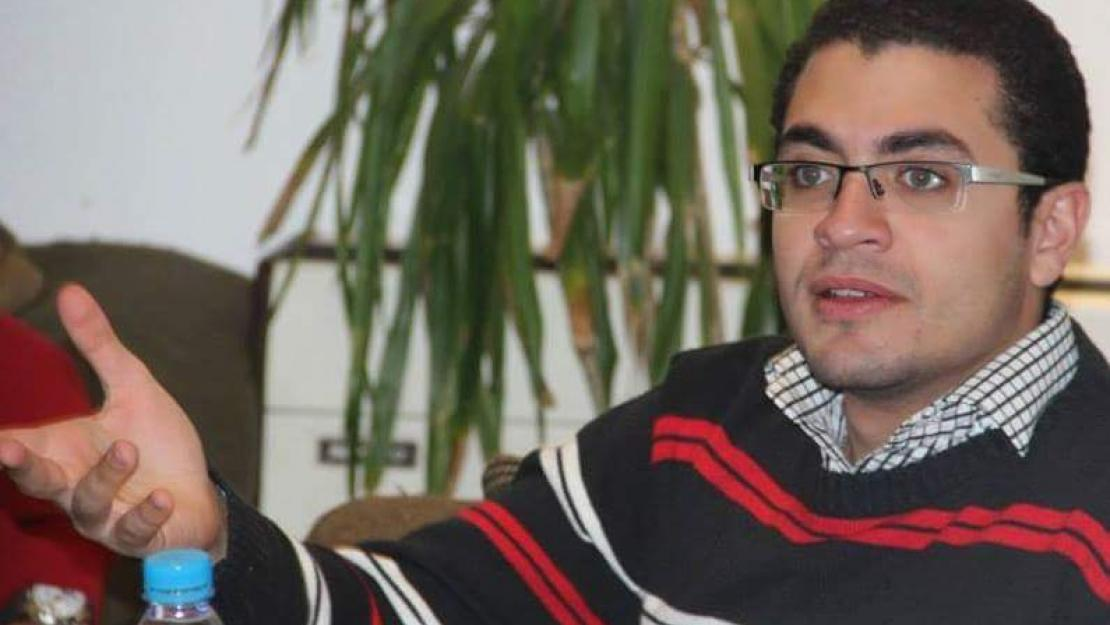 Marwan Kamel looks to support his fellow AUC students through peer mentorship