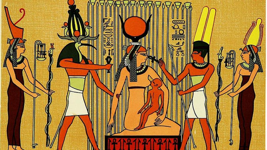 Mother's Day originated in ancient Egypt