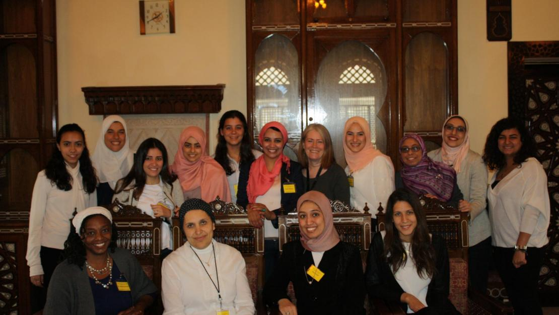 AUC hosted the first community psychology conference in the MENA region