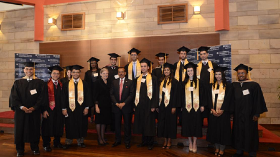 AUC's Outstanding Scholars and Fellows