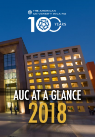 AUC at a Glance 2018