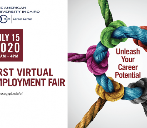 Virtual employment fair