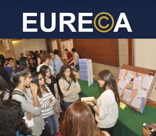AUC's 11th Annual EURECA Conference highlighted undergraduate student research