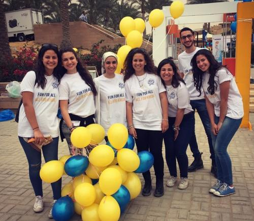 AUC student club Mashroo3 Kheir aims to engage Egypt's youth in community development