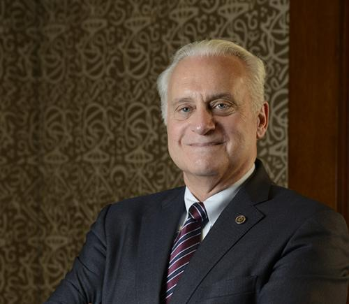 Francis J. Ricciardone will be inaugurated as AUC's 12th President.