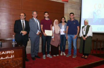RESEARCH AND CREATIVITY CONVENTION WINNERS