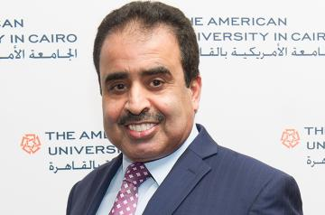 Commercial Attaché of The Royal Embassy of Saudi Arabia Adel Al-Mubarak