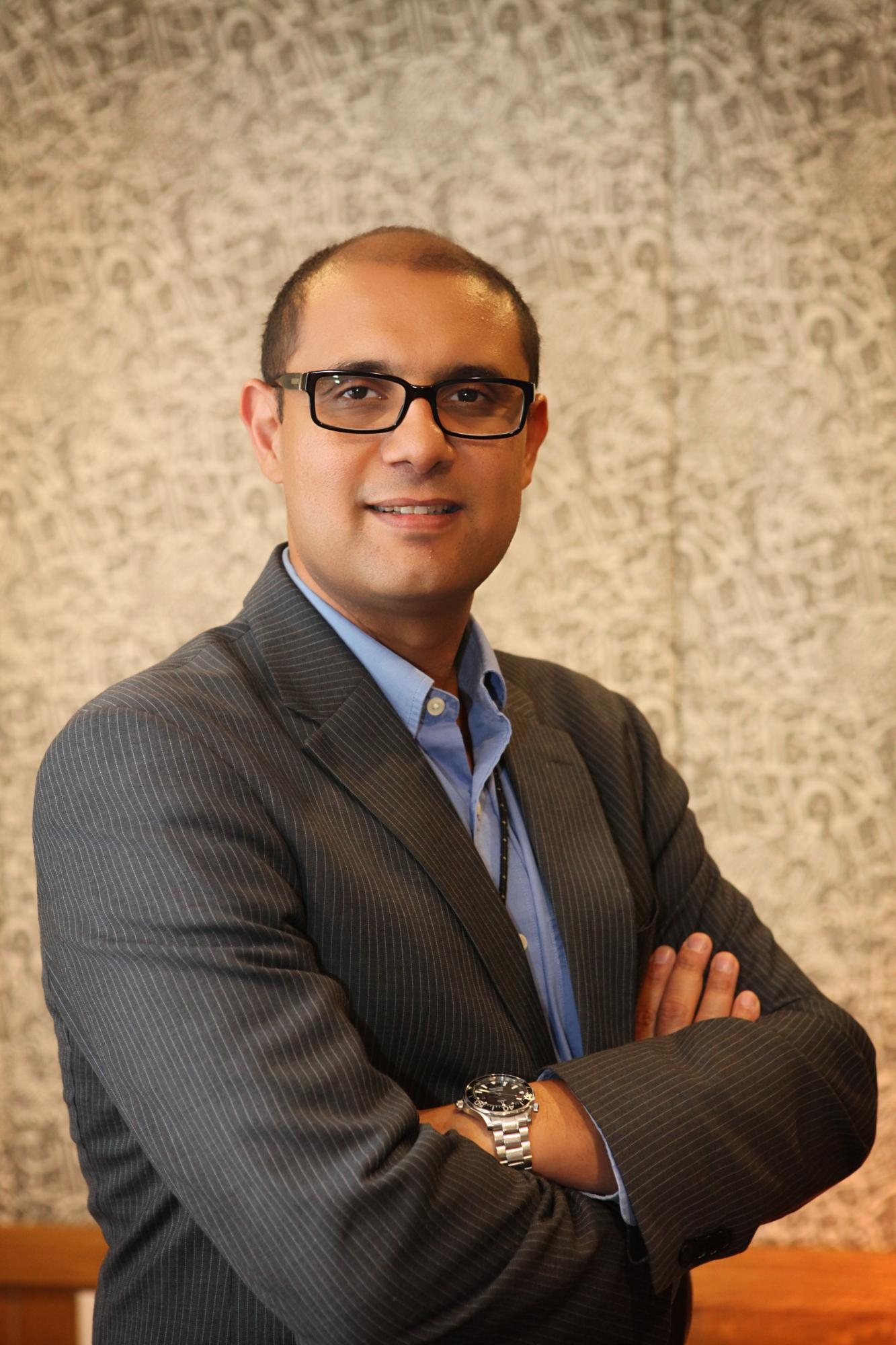 Ahmed Tolba is the new Associate Provost for Strategic Enrollment Management